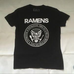 MadGods Shirts - Madgods play on the Ramones. Ramen Tatsu-ya.